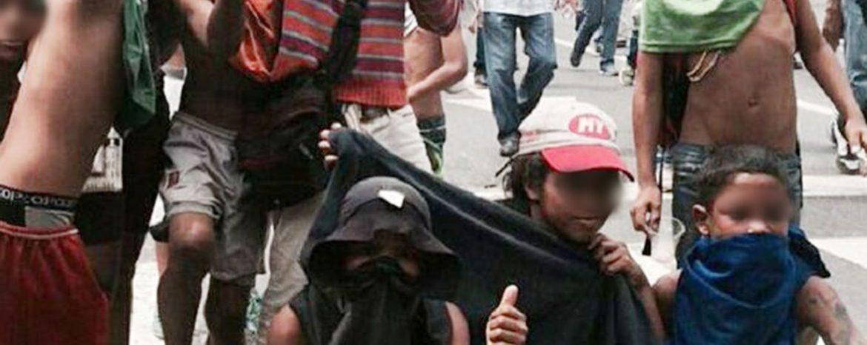 Presidente de la CIDH condena uso de NNA para cometer actos de violencia en Venezuela