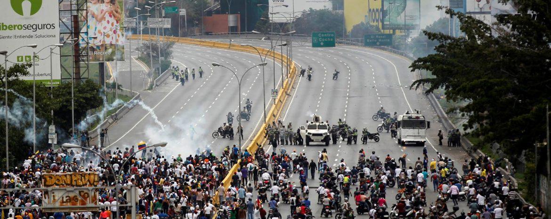 Derechos humanos y actos de violencia en Venezuela