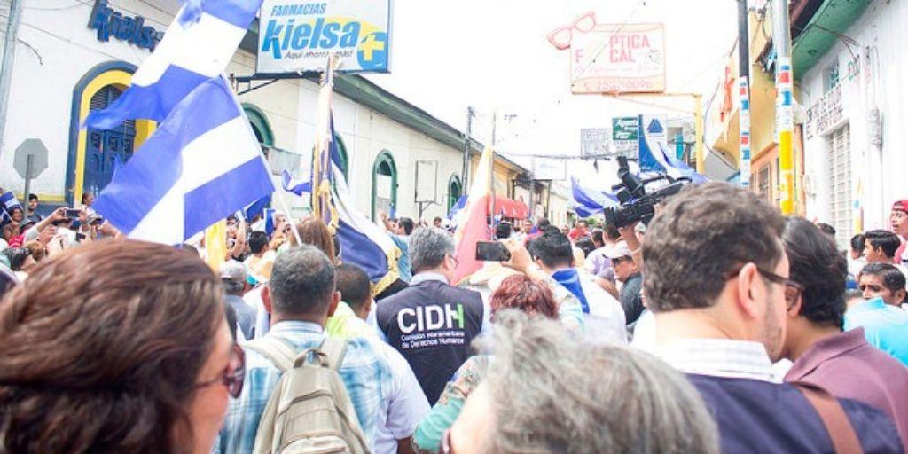 20 ORGANIZACIONES SOCIALES DE DERECHOS HUMANOS EXPRESAN SU SOLIDARIDAD CON NICARAGUA ANTE LAS MANIFESTACIONES Y SUCESOS DE VIOLENCIA POLÍTICA