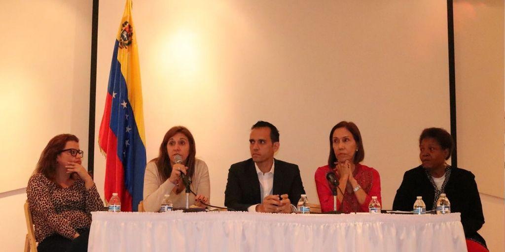 SURES Y ORGANIZACIONES SOCIALES DEBATEN EN EE.UU. EL IMPACTO DE LAS MEDIDAS COERCITIVAS UNILATERALES HACIA VENEZUELA