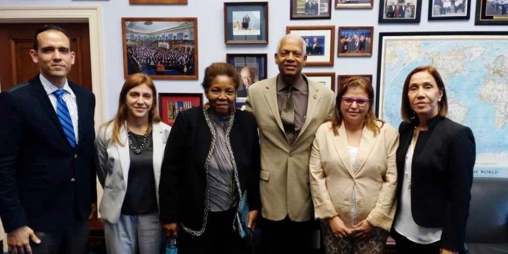Organizaciones de DDHH abordaron la situación de Venezuela con congresistas de Estados Unidos