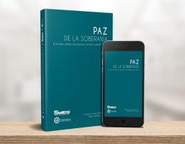 """Sures e Intersaber presentan libro """"Paz de la soberanía"""""""