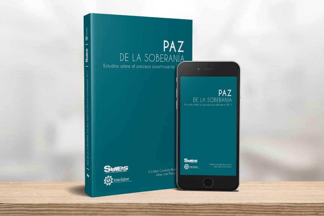 Sures e Intersaber presentan libro «Paz de la soberanía»