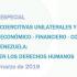 Informe Especial | medidas coercitivas unilaterales y bloqueo económico – financiero y comercial contra Venezuela: impacto en los DDHH