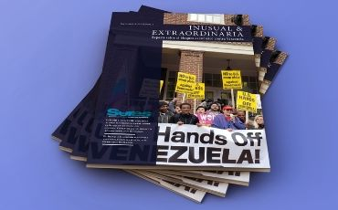 UNUSUAL & EXTRAORDINARY: REPORT ON THE ECONOMIC BLOCKADE AGAINST VENEZUELA