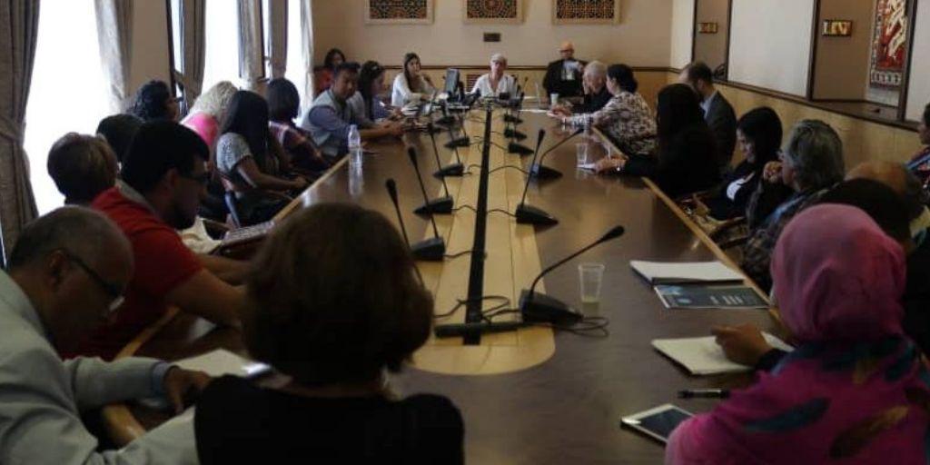 ORGANIZACIONES SOCIALES ALZAN SU VOZ EN GINEBRA ANTE MEDIDAS COERCITIVAS CONTRA EL PUEBLO VENEZOLANO