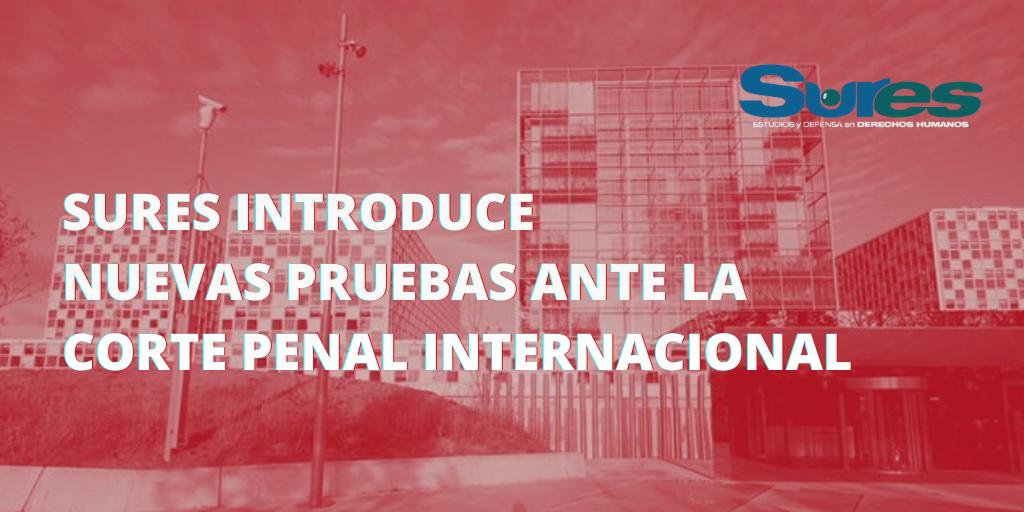 Sures introduce nuevas pruebas ante la Corte Penal Internacional en la causa Venezuela II contra el bloqueo económico a Venezuela en tiempos de la pandemia de COVID-19